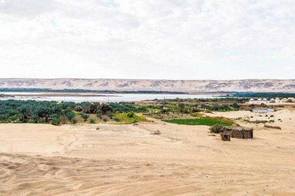 世界绿洲十大面积排行 全球10大著名的沙漠绿洲