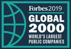 2019福布斯全球企业2000强榜单 中国工行排第一