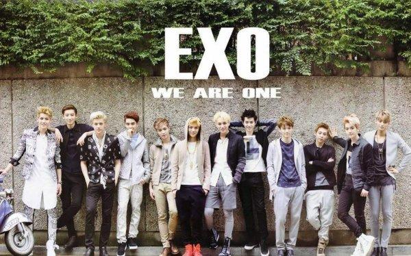 韩国男团颜值排名前十位,EXO排在第一名