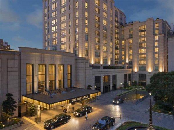上海五星级酒店出售_上海最好酒店有哪些?上海十大五星级酒店排名_巴拉排行榜