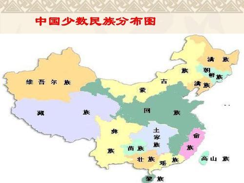 中国少数民族最多的省份排名,云南占据榜首