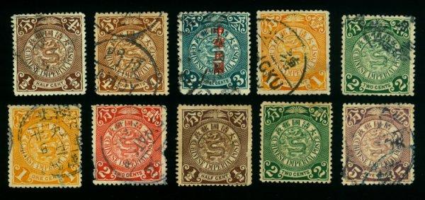 中国最贵邮票排行榜前十,有一枚你就是土豪