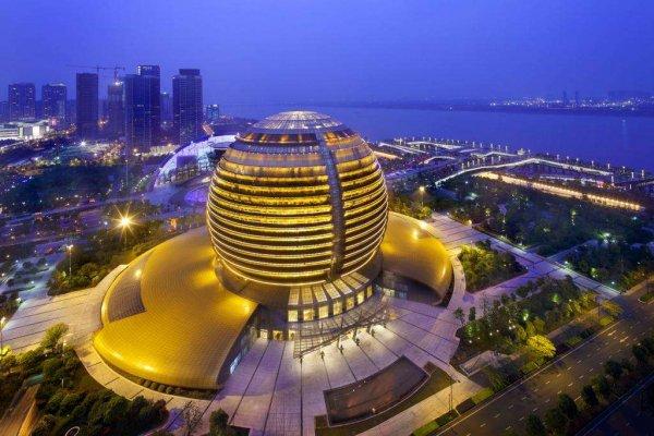 全球著名十大酒店集团,洲际酒店名列榜首