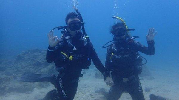 人类潜水最深纪录是多少?有装备记录是332米