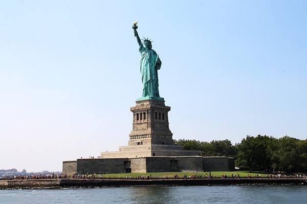 美国十大标志性建筑,帝国大厦榜上有名