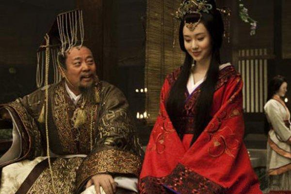 中国史上五大艳后,夏姬是春秋第一美女
