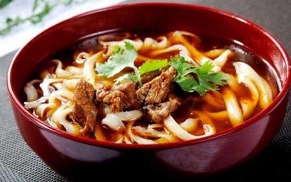 中国五大面食是那些?刀削面是山西特色美食