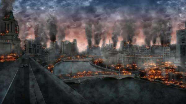"""世界最著名的""""十大末日预言"""",从未变成现实"""