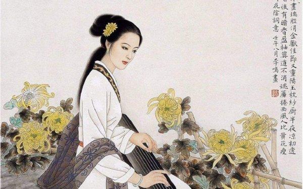 中国最著名的十大才女,李清照排在第一位