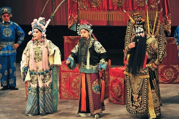 中国最著名的五大剧种,京剧是中国的国粹!