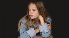 世界上最年轻的5位模特,每一位都是超模!