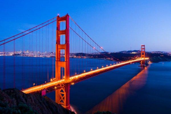 美国最长的桥是哪座桥?旧金山的金门大桥