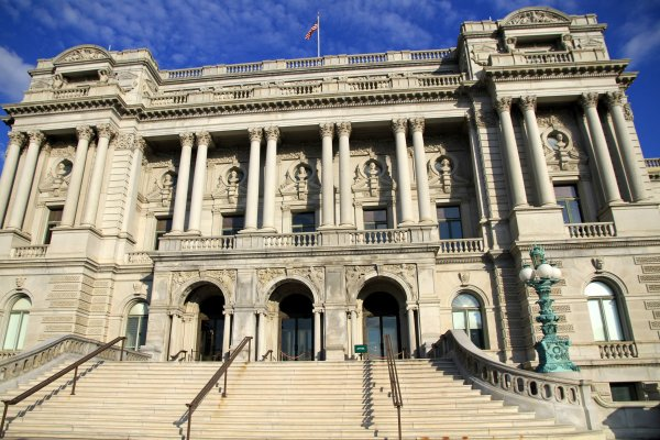 世界上最大的图书馆在哪里?美国国会图书馆