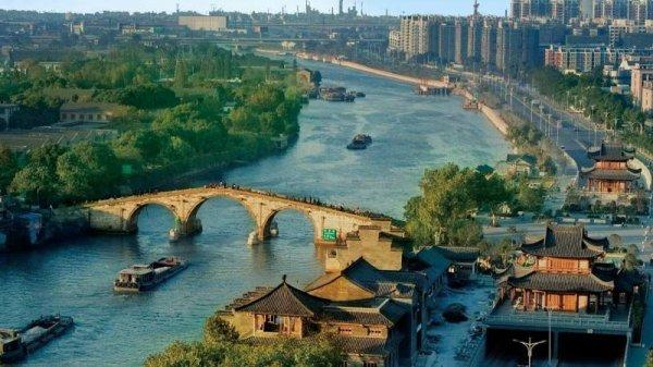 世界三大运河长度排名,京杭大运河列居榜首