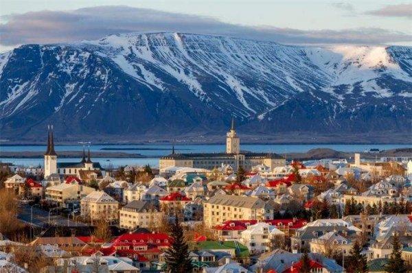 世界最冷的国家前十名,冰岛位居第一宝座