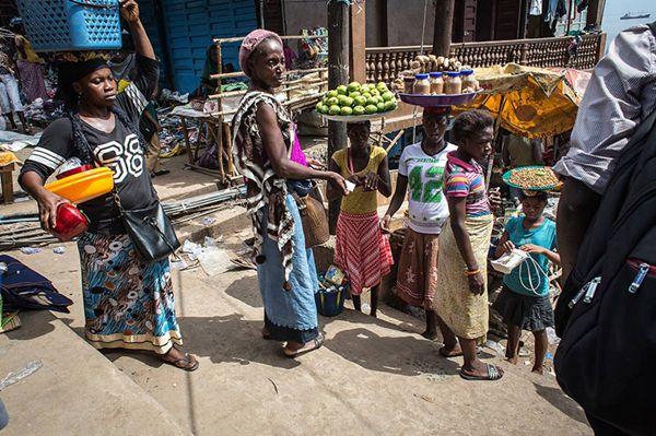 世界上贫富差距最大的6个国家,塞拉利昂第一
