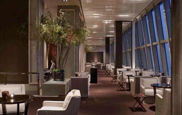 中国最高五大酒店排行榜,第一是上海柏悦酒店