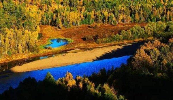 中国最大的森林公园排名,第一名在内蒙古