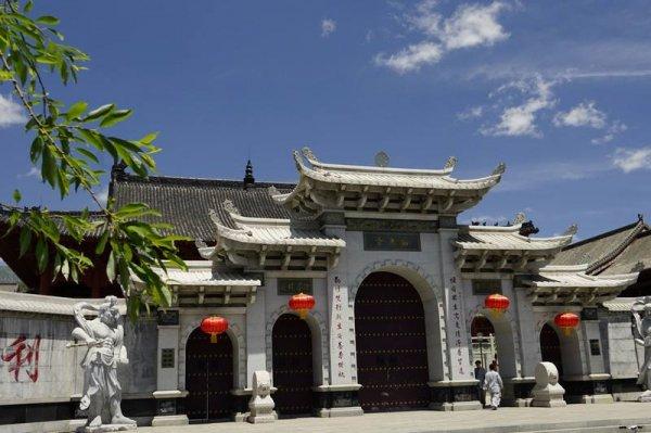 中国最大的尼姑庵在哪?五台山的普寿寺