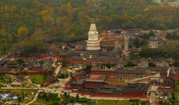我国佛教的四大名山是哪四山?