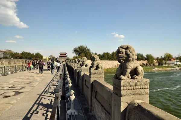 卢沟桥到底有多少只狮子?现存501只石狮子