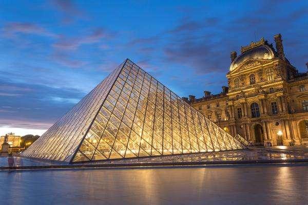 法国卢浮宫三宝,每一件都是无价之宝!