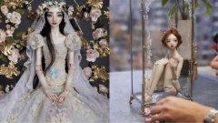 世界上最贵的洋娃娃,泰迪熊钻石版价值百万