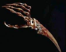 世界上最邪门的妖刀,鬼手刀恐怖至极!