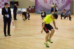 2019吉尼斯跳绳最高纪录,岑小林30秒跳226次