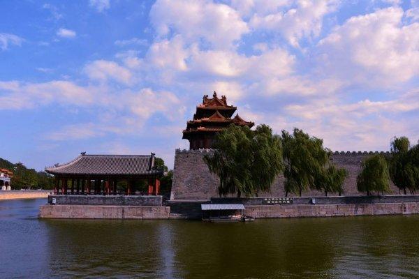 世界十大著名护城河,故宫护城河排第一名