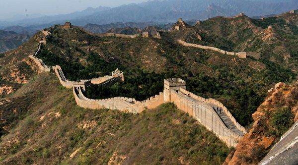 世界十大著名城墙,中国的长城位列第一