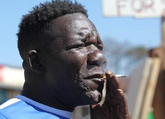 津巴布韦最丑先生大赛,马斯维努再次夺冠