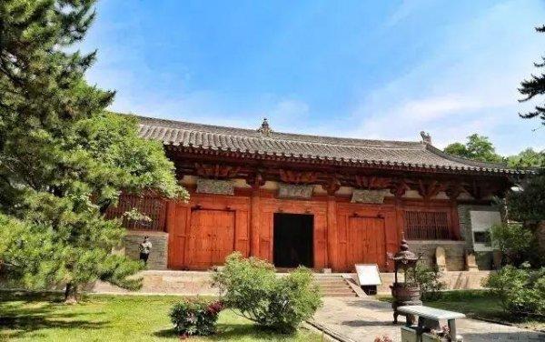 中国最灵验的四大寺庙,四大佛教圣地