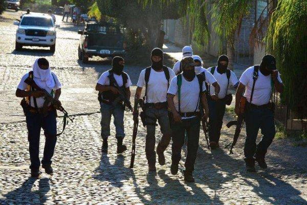 世界最强的四大黑帮,墨西哥贩毒集团最嚣张
