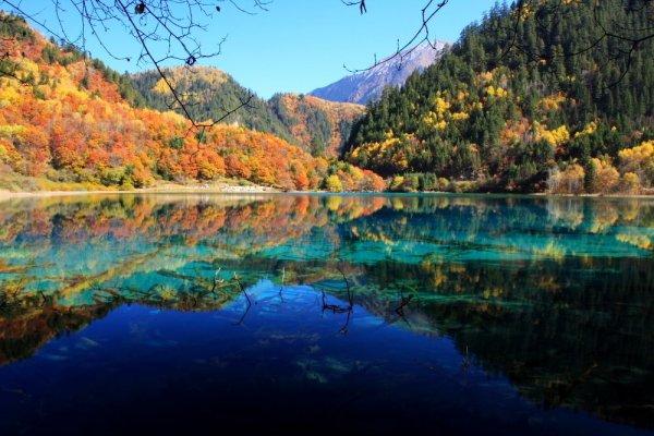 全球十大最美湖泊,五花海当仁不让第一
