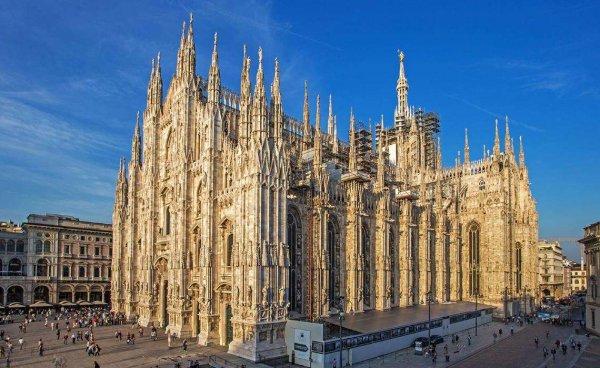 世界十大最美教堂排行榜,米兰大教堂占据榜首