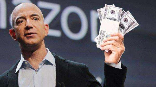 2019福布斯十大亿万富翁,杰夫·贝索斯排第一