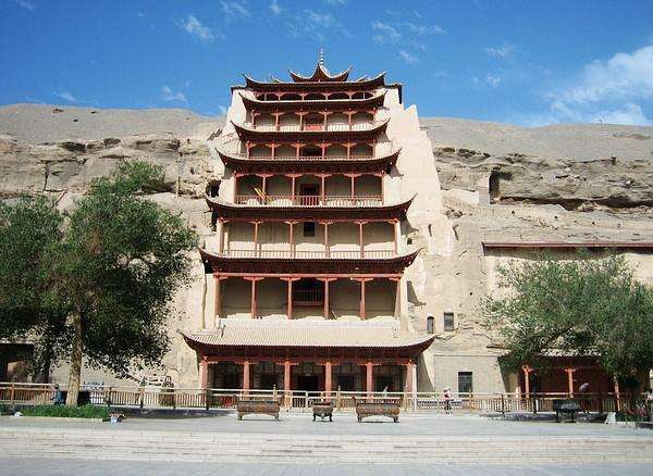中国四大石窟排名,莫高窟排在榜单之首