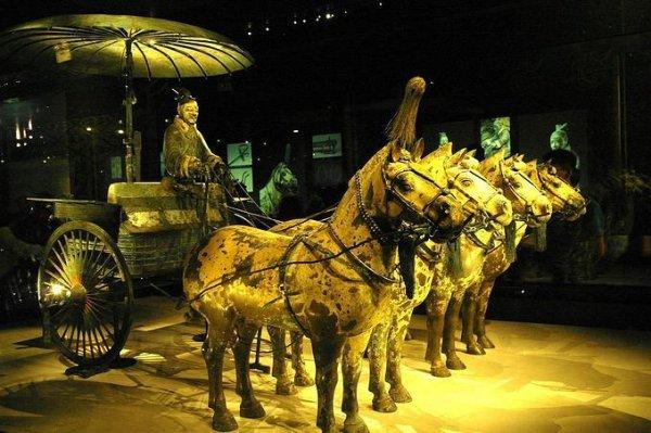 中国考古十大重要发现,秦始皇陵至今无人敢挖