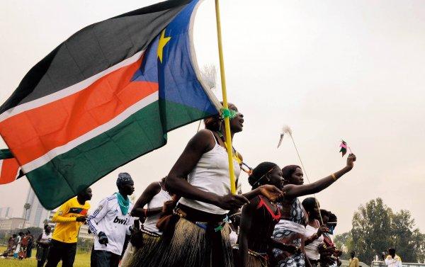 世界上最年轻的十个国家,南苏丹独立于2011年