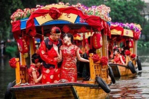 世界各地奇怪的结婚风俗,竟有绑架新娘风俗