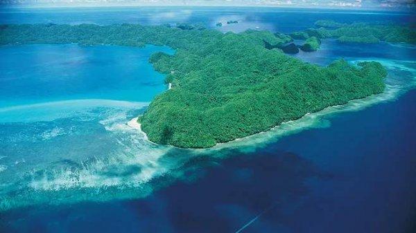 世界上最大的海洋排名Top10,太平洋居海洋之首