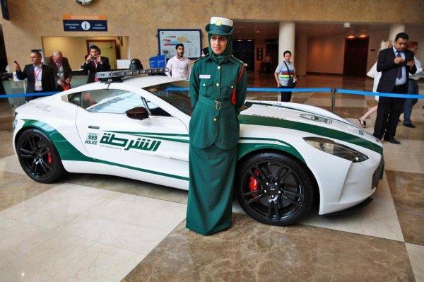 世界上最豪华的十大警车,兰博基尼垫底排第十