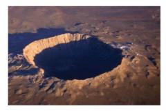 世界十大著名陨石坑,希克苏鲁伯陨石坑排榜首