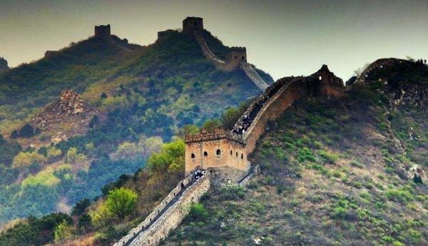 世界建筑十大奇迹排名榜,中国的长城上榜
