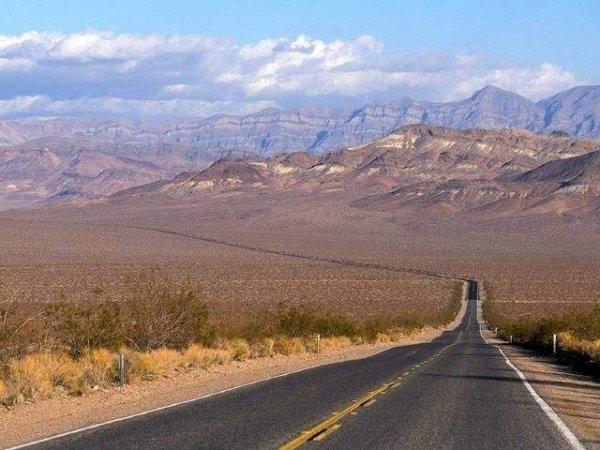 美国死亡公路之谜是真的吗?真的有神秘力量?