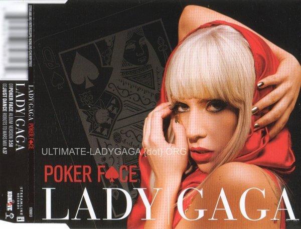 世界上销量最高的单曲,poker face920万份销量