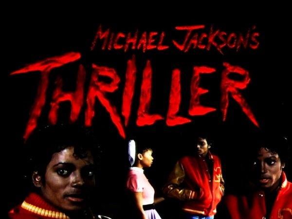 世界上销量最高的专辑,迈克尔·杰克逊Thriller