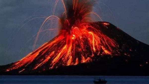 世界上火山最多的国家,印尼火山多达500多个