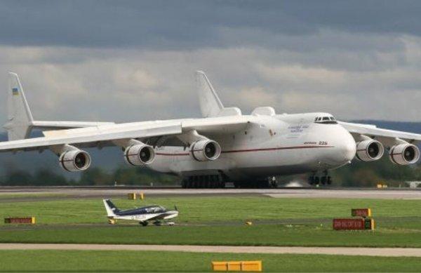 世界十大大型运输机排名,安225排在魁首